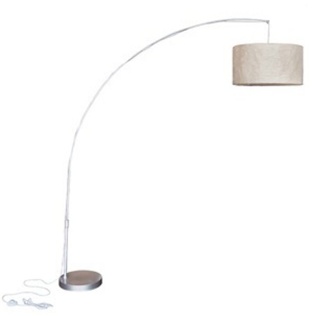 Lampe en suspension 210 cm en arc