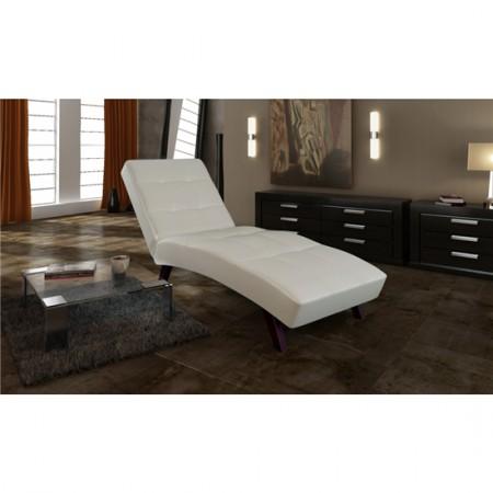Divan sofa blanc une place en france mat for Divan 1 place