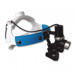 Micare JD2000 Lampe Frontale dentaire avec Loupes 3.0 X