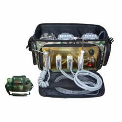 Best® BD-401 Sac style unit dentaire portable