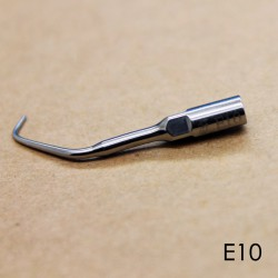 5PCS Woodpecker® E10 inserts endodontiques EMS compatible