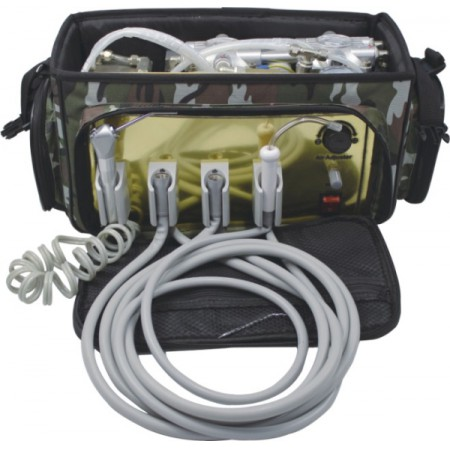 Best® BD-404 portable sac style unit dentaire