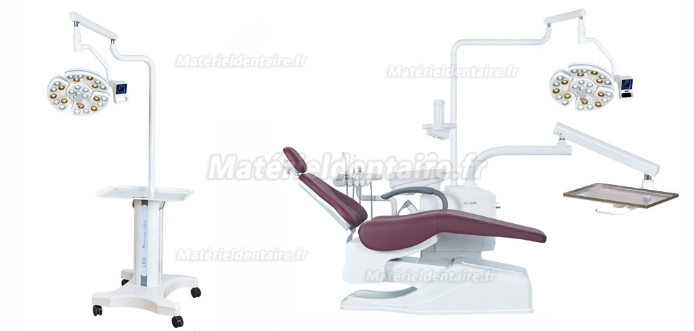 Saab KY-P138 Dental Chair Unit Sensor Shadowless Implant Surgical Operating Light